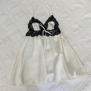 Victoria's Secret Babydoll Set